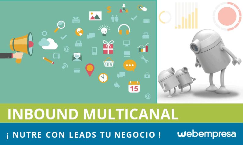 Nutrición de leads con Inbound Multicanal