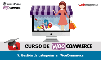 curso woocommerce categorias