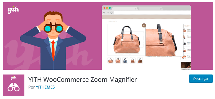 YITH WooCommerce Zoom Magnifier