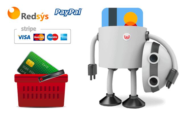 Pasarelas para WooCommerce