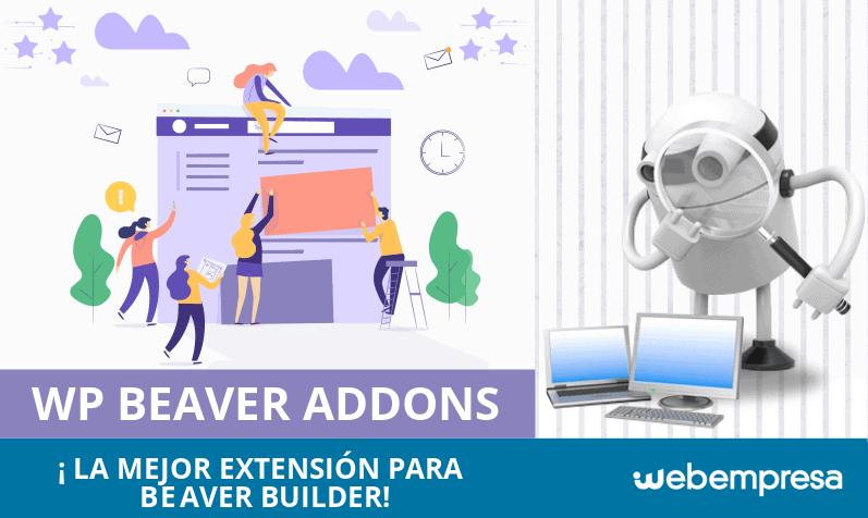 WP Beaver Addons, la mejor extensión para Beaver Builder