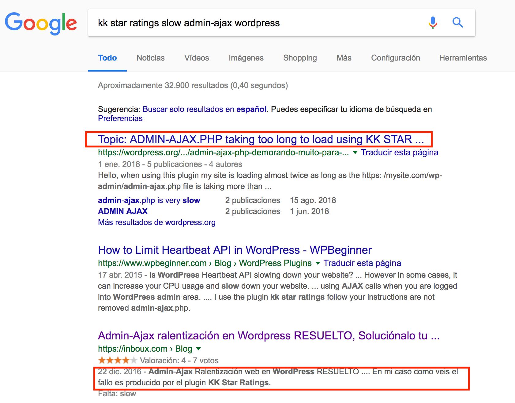 Resultados de búsqueda para comunidad WordPress.org