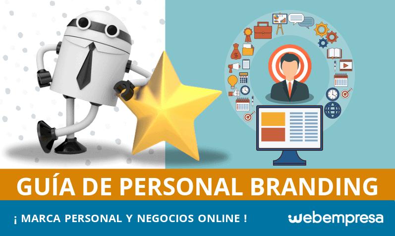 Guía de Personal Branding: crea tu Marca Personal impulsa tu negocio digital