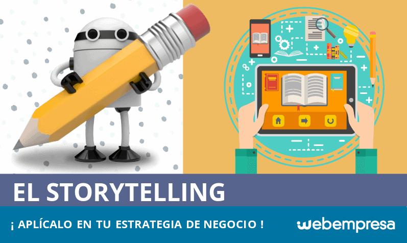 Storytelling: aplícalo en tu estrategia de marketing digital