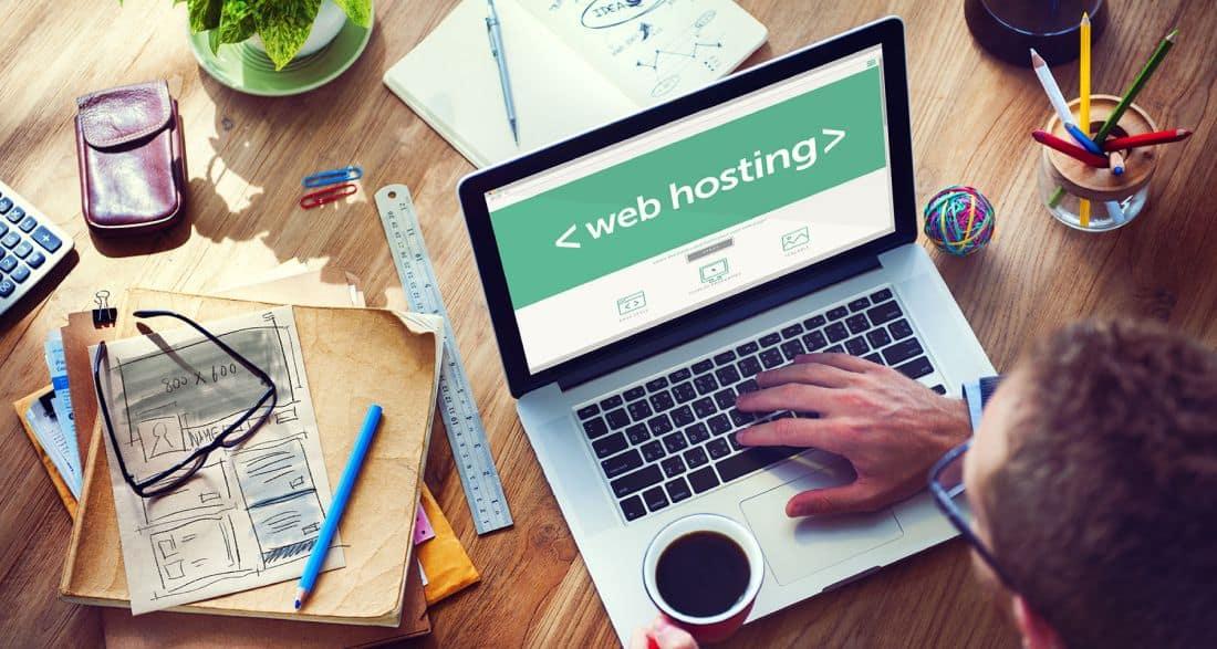 Tienda dropshipping: hosting web