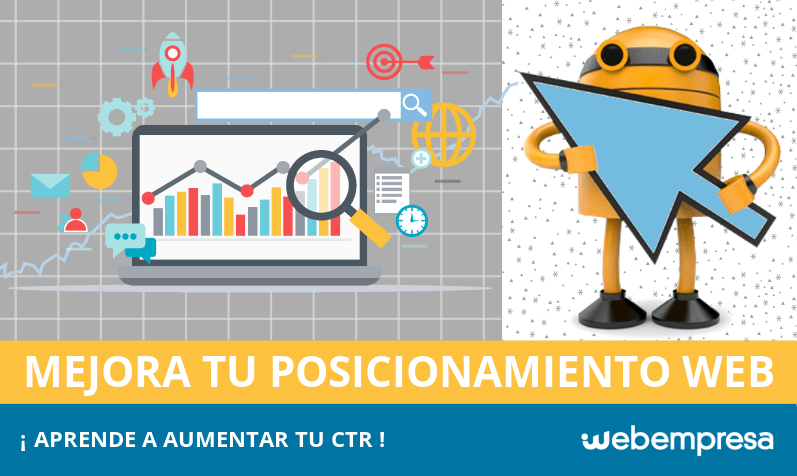 ¿Cómo aumentar el CTR y mejorar el SEO de tu web?