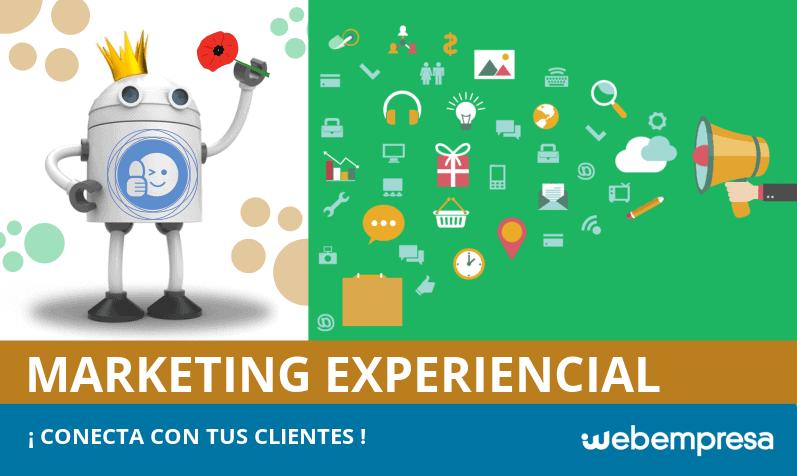 Marketing Experiencial, ¿cómo te ayuda a conectar con tus clientes?