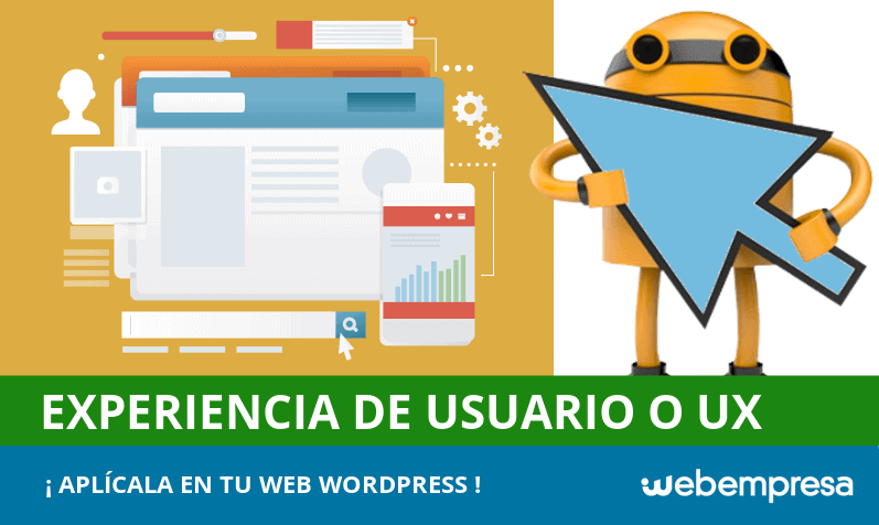 Cómo aplicar User Experience o UX en WordPress
