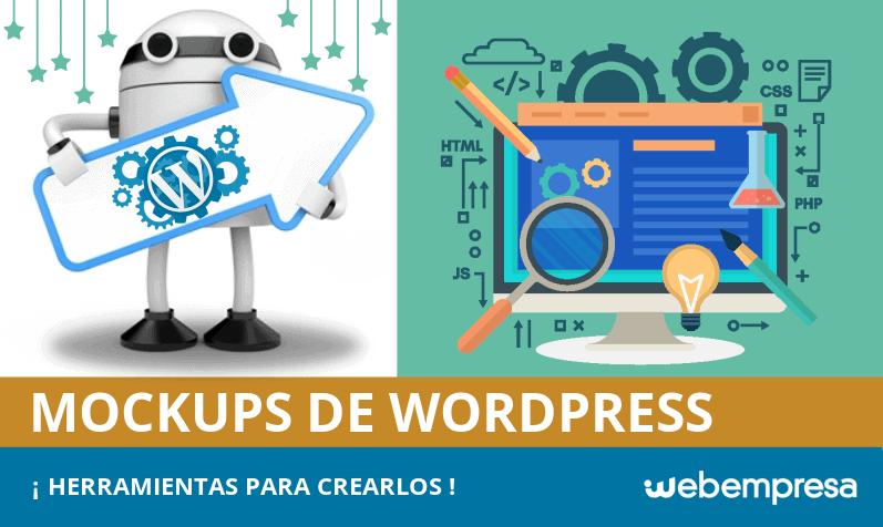 Mockups en WordPress: herramientas para crearlos en tu web