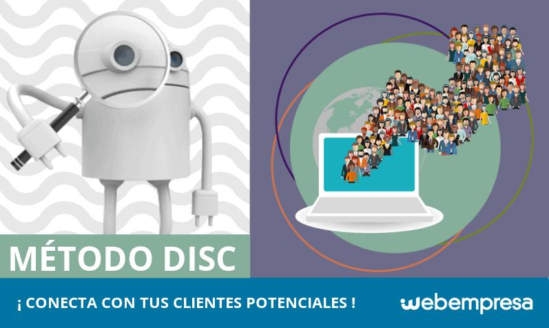 ¿Cómo usar el método DISC para conseguir conectar con tus potenciales clientes?