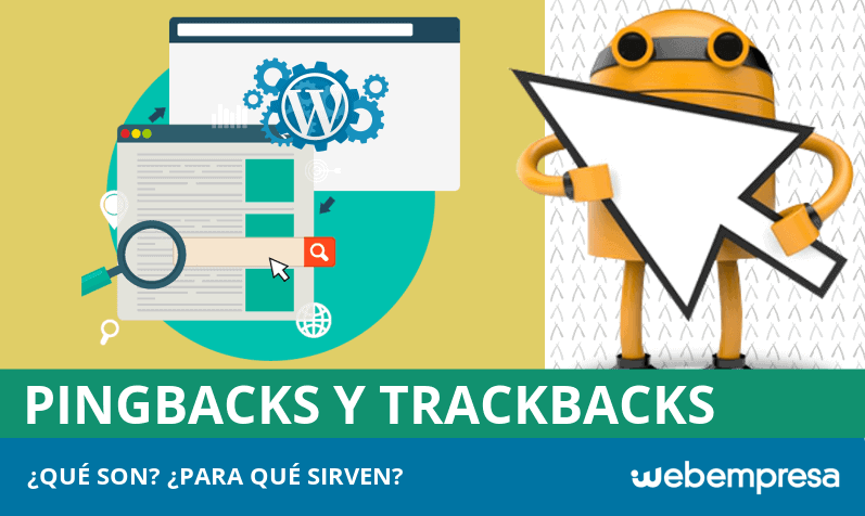 Pingbacks y Trackbacks en WordPress