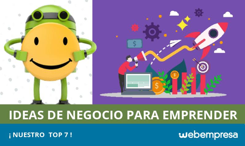 Ideas de negocio para emprender en México: ¡TOP 7!