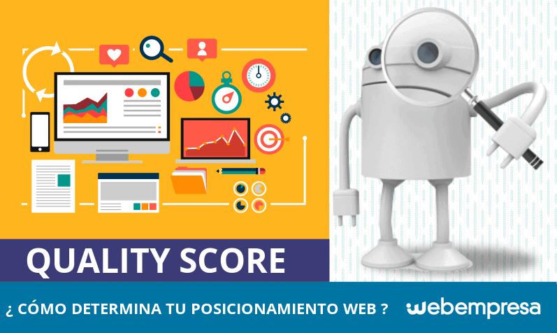 Quality Score: ¿qué es y cómo determina tu posicionamiento en Google?