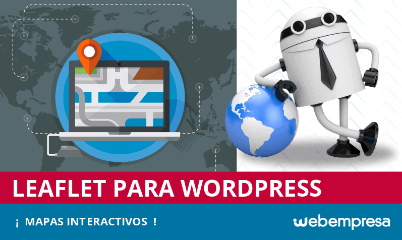 Leaflet WordPress: la alternativa a Google Maps para tu web