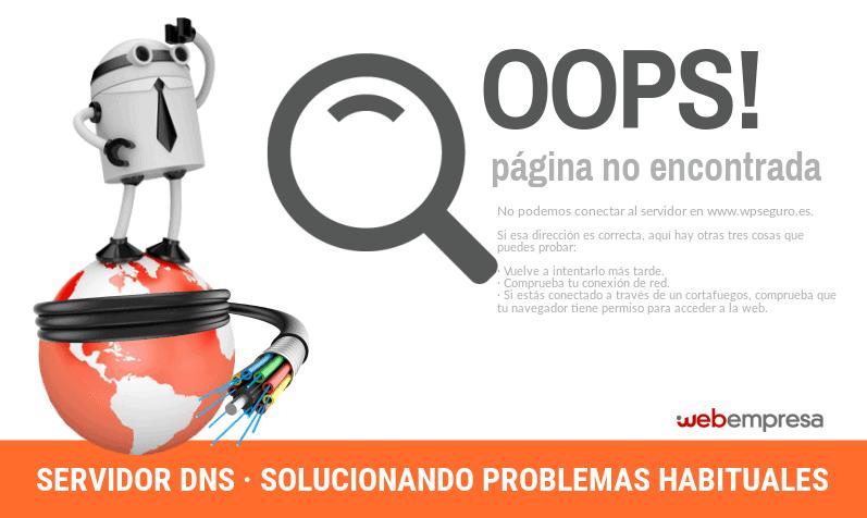 Qué es un servidor DNS y cómo solucionar problemas habituales