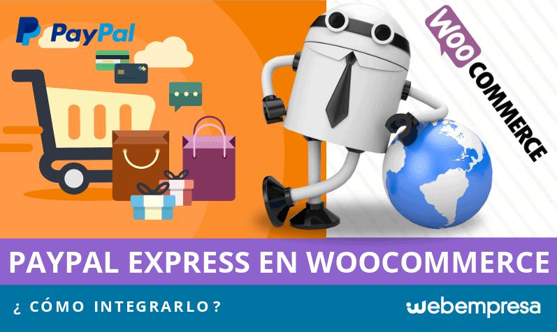 Cómo integrar PayPal Express en WooCommerce