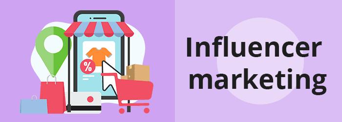 Tendencias en eCommerce México: influencer marketing