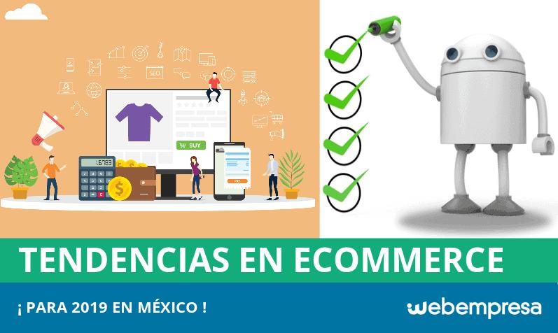 5 tendencias en eCommerce México que seducirán este 2019