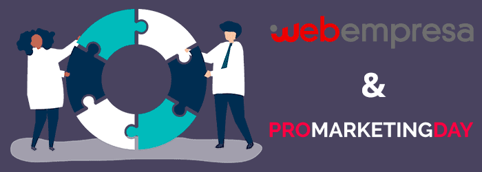 Webempresa con el PRO Marketing Day 2019