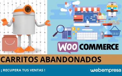 Carritos abandonados en WooCommerce: ¡recupera tus ventas!