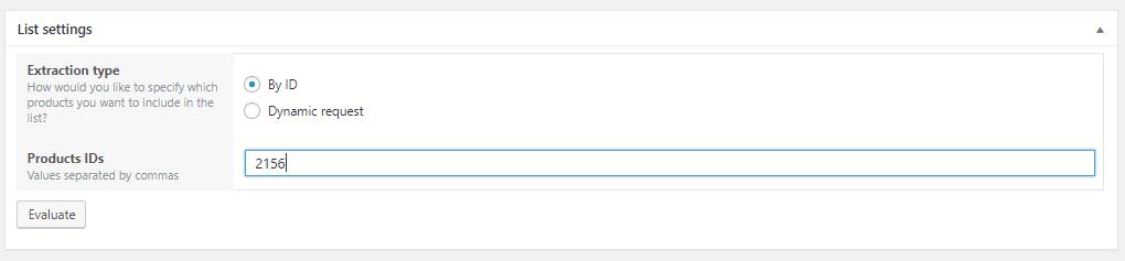 Crear listas de productos con descuento en WooCommerce