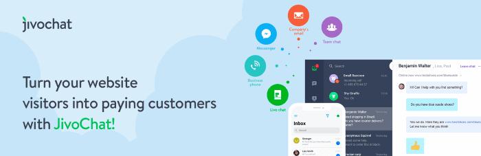 Integra un chat en tu tienda online WooCommerce: JivoChat