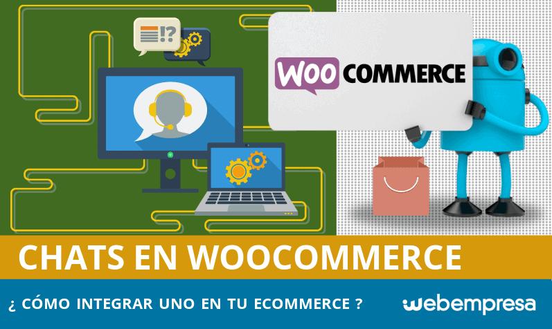 Integra un chat en tu tienda online WooCommerce