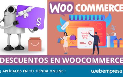 ¿Cómo crear descuentos en productos de WooCommerce?