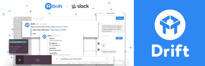 Integra un chat en tu tienda online WooCommerce: Drift