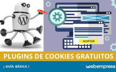 Guía de plugins de cookies gratuitos para WordPress