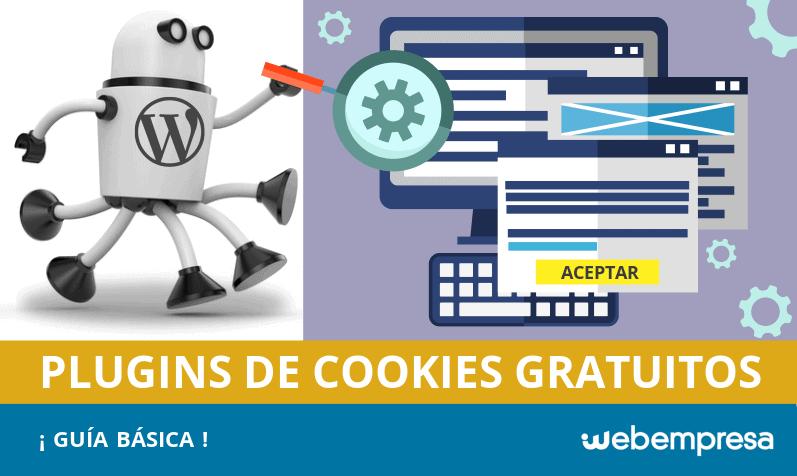 Guía de los mejores plugins de cookies gratuitos para WordPress