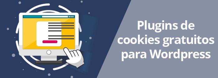 Plugins de cookies gratuitos para WordPress