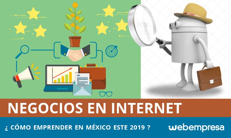 Cómo emprender un negocio por internet en México en 2019