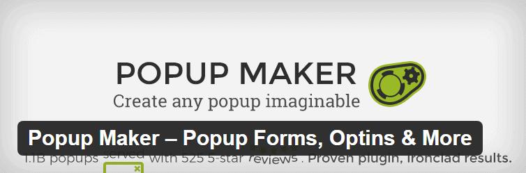 Cómo preparar una tienda WooCommerce para vacaciones: Popup Maker