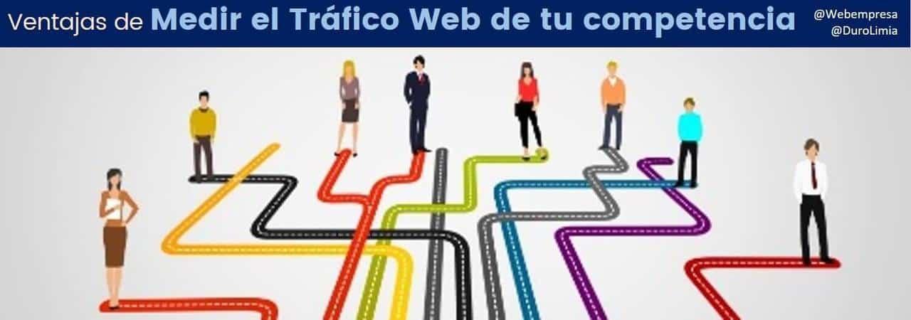 ¿Qué ventajas tienes si conoces su tráfico web?