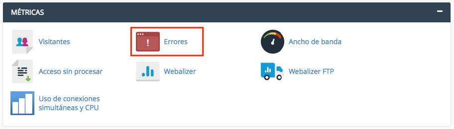 error 500 - Internal error server