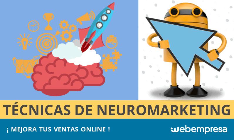 Cómo mejorar las ventas online gracias al Neuromarketing