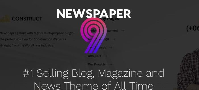 Temas WordPress preparados para AMP: NewsPaper