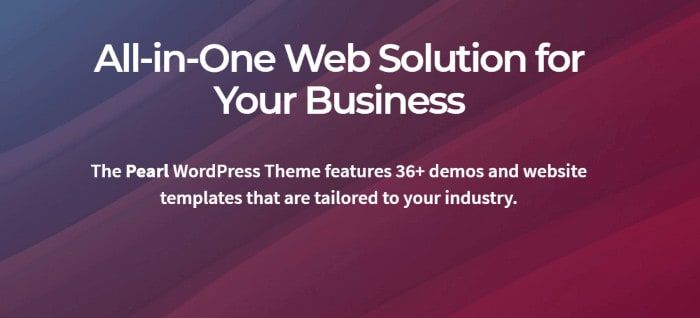 Temas WordPress preparados para AMP: Pearl