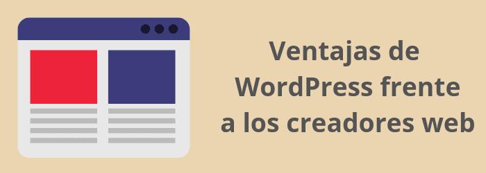 Ventajas de WordPress frente a otros CMS