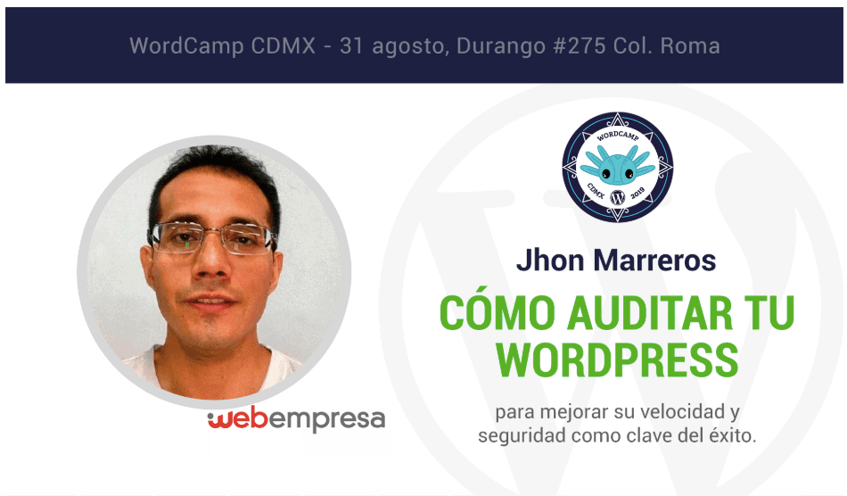 WordCamp Ciudad de México