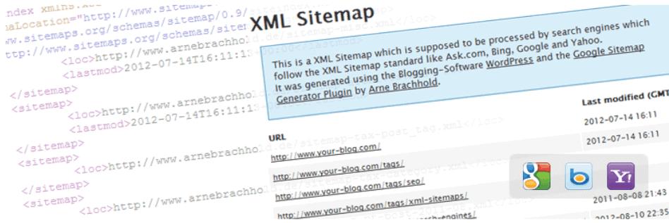 Los mejores Plugins de Sitemaps para WordPress: Google XML Sitemaps