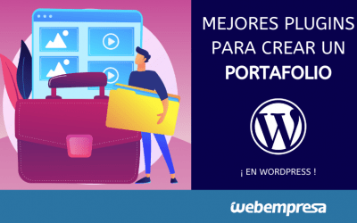 Mejores plugins para crear un Portafolio en WordPress