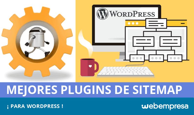 Los mejores Plugins de Sitemaps para WordPress