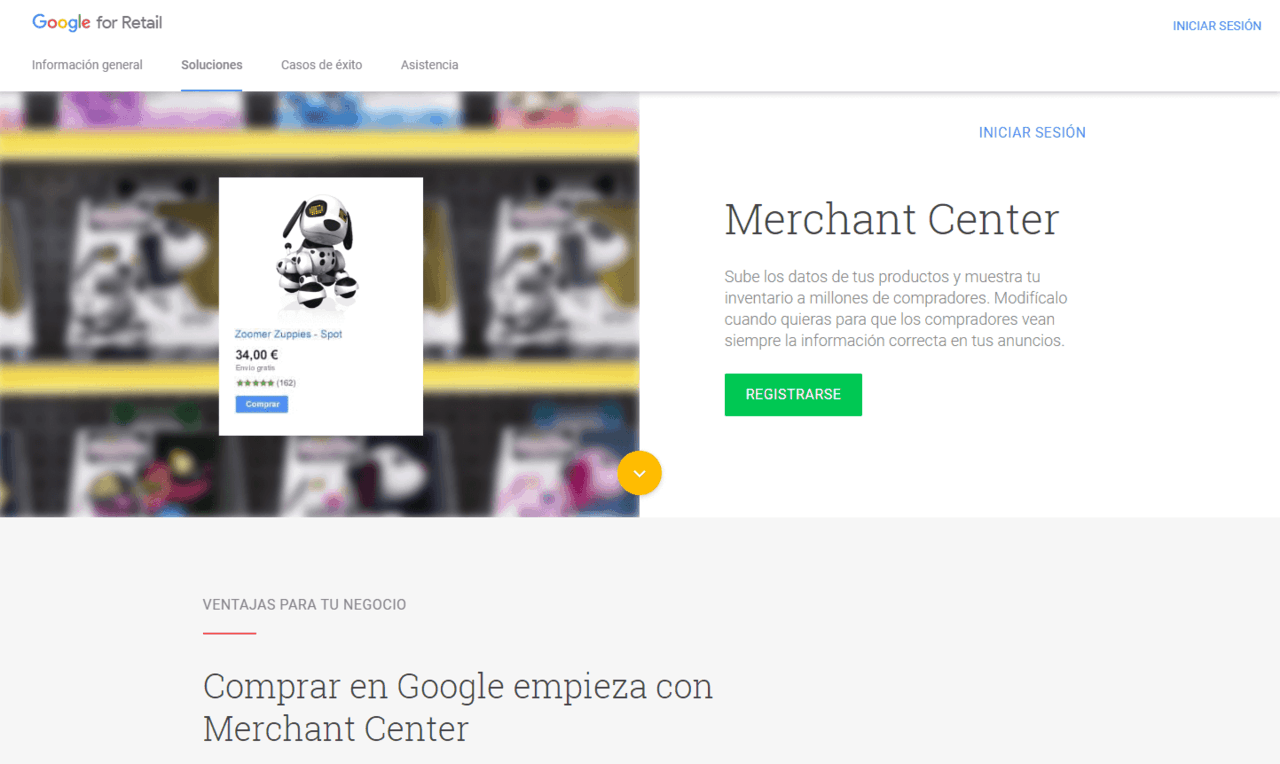 Google Shopping para WooCommerce: configurar tu feed de productos