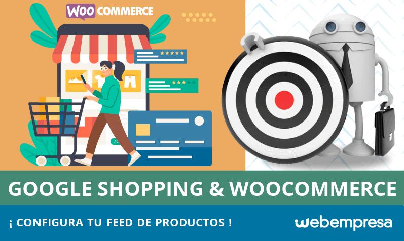 Google Shopping para WooCommerce: feed de productos