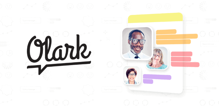 Plugins de Live Chat para WordPress: Olark