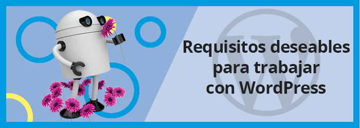 Requisitos deseables del hosting para trabajar con WordPress