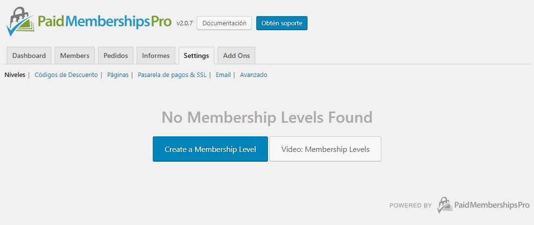 Cómo construir un sitio de membresía en WordPress: crear una suscripción