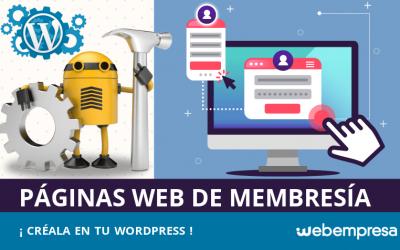 Cómo construir un sitio de membresía en WordPress